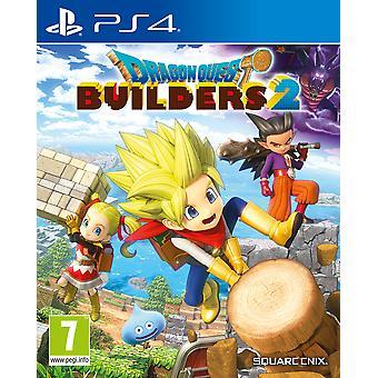 Dragon Quest Builders 2 PS4-spel