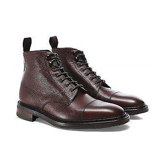 Botas Loake Grain Leather Roehampton Derby