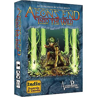 Aeons End Into the Wild Expansion Pack