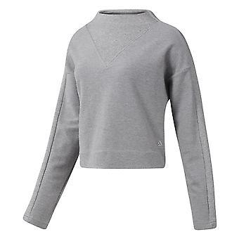 Reebok TE Twill Cowl Neck DY8139 universelle hele året mænd sweatshirts