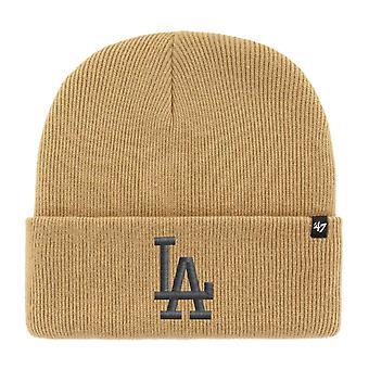 47 Brand Beanie Winter Hat - HAYMAKER Los Angeles Dodgers