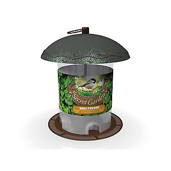 Peckish Secret Garden Volume Seed Feeder 60051223