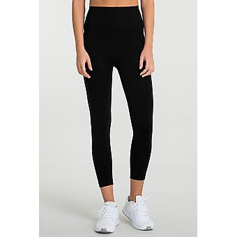 Jerf Womens Gela Black Seamless Active leggings
