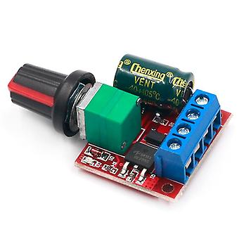 4.5-35v 90w Pwm Dc Motor Speed Control Control Regulator Module- 5a Switch