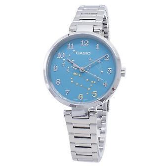 Casio Quartz Ltp-e07d-3a Ltpe07d-3a Analogiset Naiset's Watch