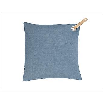 Premier Decorations Scatter Cushion Light Blue 40 x 40 cm FN183002LB