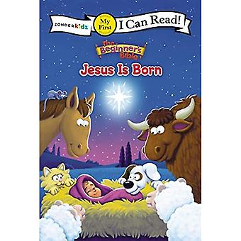 The Beginner's Bible Jesus Is Born (I Can Read! / The Beginner's Bible)