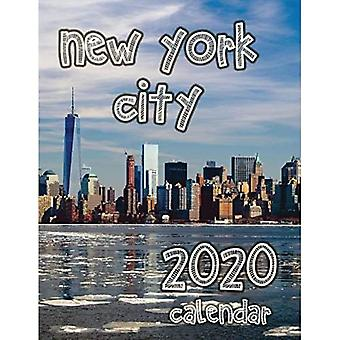 New York City 2020 Calendar