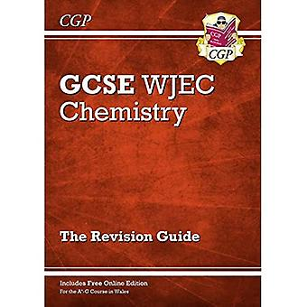 New WJEC GCSE Chemistry Revision Guide (with Onlinea� Edition)