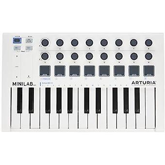 Arturia minilab mkii 25 slim-key controller1
