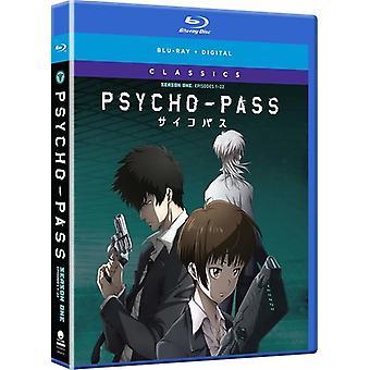 Psycho-Pass: Season One - Classic [Blu-ray] USA import