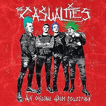 Casualties - Original Album Collection [CD] USA import