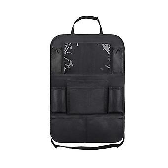 Multifunktionel opbevaringstaske til bagsæde til biler, tabletcomputer mobiltelefon