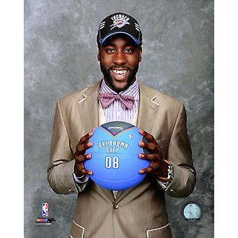 James Harden 2009 NBA Draft #3 Pick Photo imprimable