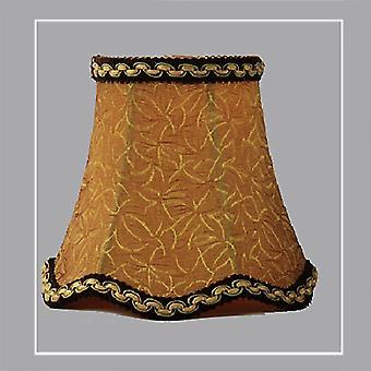 Kristalliseinäkangas lampunvarjostin tyyli moderni lampun kansi kodin sisustukseen