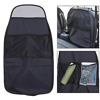 Waterproof Car Seat Back, Scuff Dirt, Protector Cover For Kick Clean Mat, Car