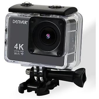 "Sports Camera Denver Electronics ACK-8062W 2"" 4K Wifi Black"