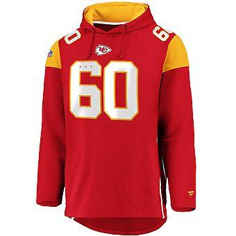 Franquicia icónica sudadera con capucha larga - NFL Kansas City Chiefs