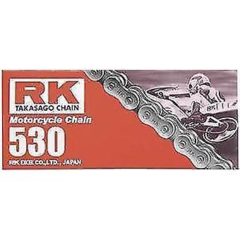 RK 530 x 112 Kjede Street Racing Svart