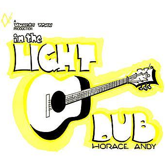 Horace Andy - importación de Estados Unidos en la luz Dub [vinilo]