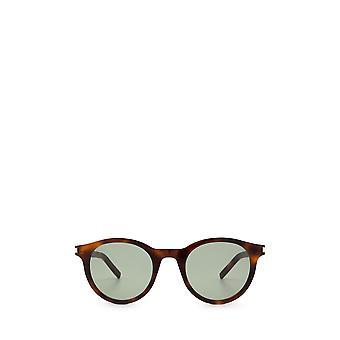 Saint Laurent SL 342 havana unisex Sonnenbrille
