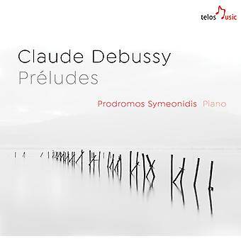 Preludes [CD] USA import