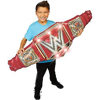WWE airnormous nafukovací masivní pás banner mistrovský pás