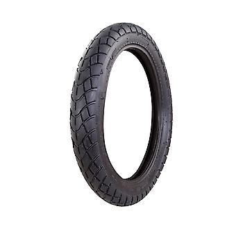 300-17 Tubed Tyre - 722 Tread Pattern