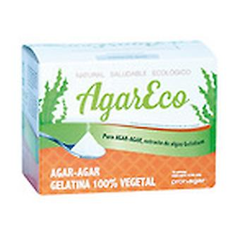 Agar Agar Powder Gluteeniton Bio 30 pakettia 4g