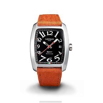 Locman wristwatch SPORT ANNIVERSARY 0471L01S-LLBKORCO