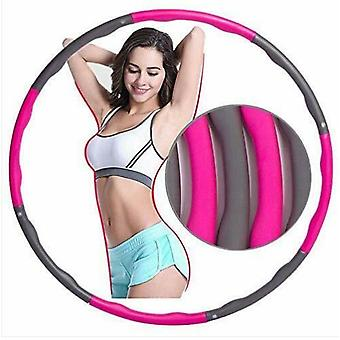 1kg Weighted Hula Hoop, Slim Hoop For Adults And Children For Weight Loss