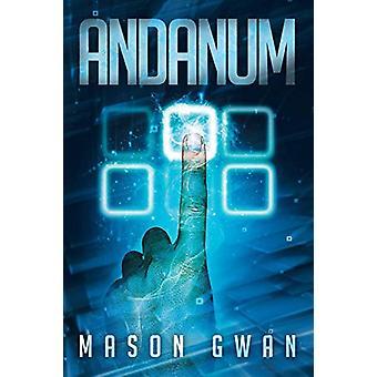 Andanum by Mason Gwan - 9781483414652 Book