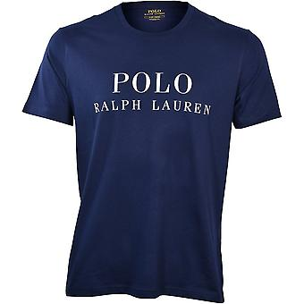 Polo Ralph Lauren Liquid Cotton Jersey Chest Logo T-Shirt, Navy