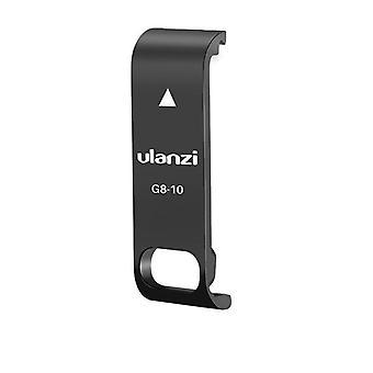 Gopro 9 Hero 8 svart batteri tilfelle deksel type-c ladeport adapter Vlog
