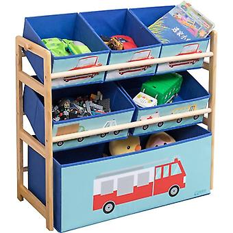 Children's Cabinets Modern Simple Kindergarten Multi-storey Toy Rack Home