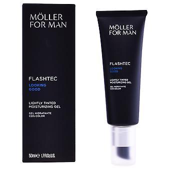 Anne Möller For Man Flashtec Looking Good Lightly Tinted Moisturizing Gel 50 Ml