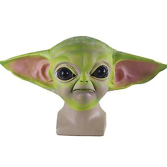 Star Wars Youda Master Mask Latex Cosplay Halloween Party Rekwisieten