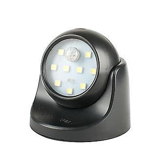 Led Pir Hareket Sensörü, Gece Otomatik İndüksiyon Tavan Lambası, 360 Dönüş,