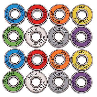 耐摩耗性スケートボードスクーターインラインベアリング、ロングボードアクセサリー