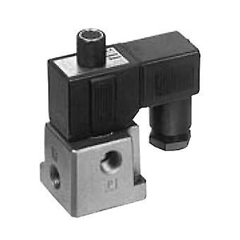 SMC Vt317 G 1/4 3/2 våren/pneumatiske kontroll magnetventil, 687.05Nl / Min