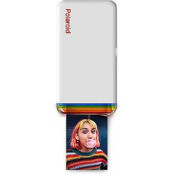 Polaroid - 9046 - Polaroid HiPrint - Taschen-Fotodrucker - Weiß