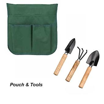 Portable Tool Bag For Garden Kneeler