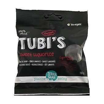 Tubi's Sweet Licorice 100 g