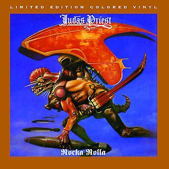 Judas Priest - Rocka Rolla (Translucent Grape With Opaque White) [Vinyl] USA import