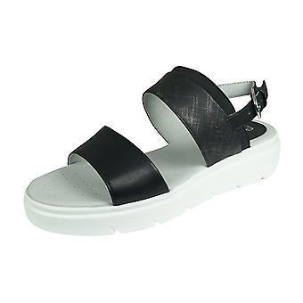 Geox D Tamas E Womens Sandals - Black
