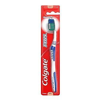 Colgate plus toothbrush full head, 1 ea