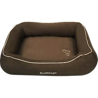 Red Dingo Chocolate Donut Cushion for Dogs (Dogs , Bedding , Beds)