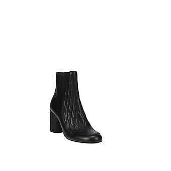 Bally   Beverly Quilted High-Heel Booties