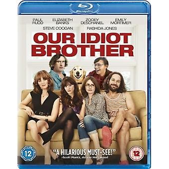 Unser Idiot Bruder Blu ray