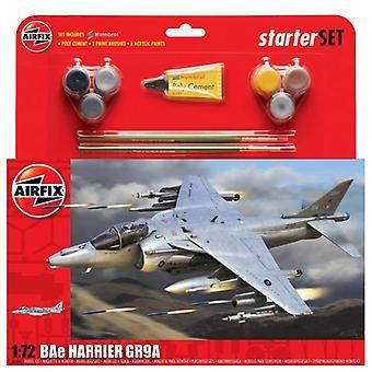 Airfix BAe Harrier GR9A Aloitussarja 1:72